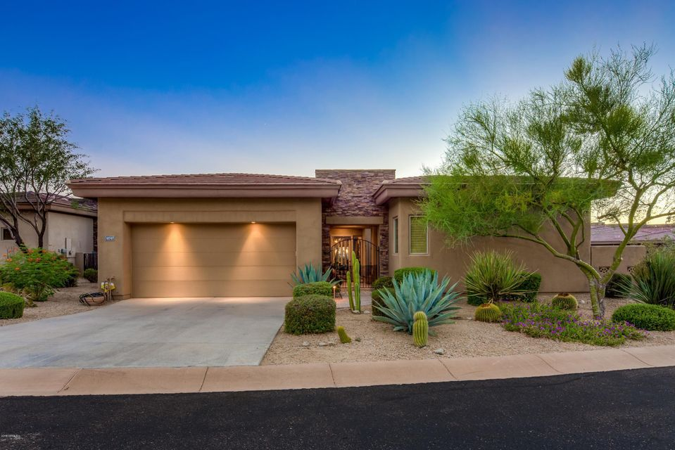 Photo of 10747 E Whispering Wind Drive, Scottsdale, AZ 85255