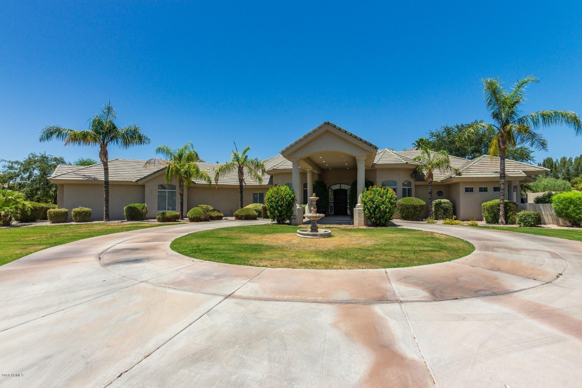 MLS 5816976 2334 E CLOUD Drive, Chandler, AZ Corner Lot