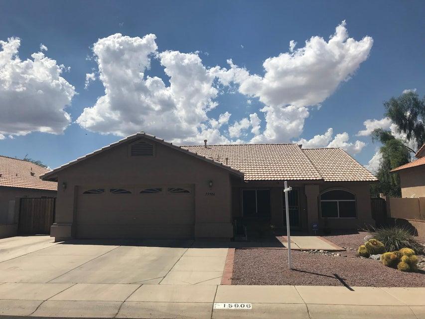MLS 5817403 15906 N 162ND Lane, Surprise, AZ 85374 Surprise AZ Mountain Vista Ranch