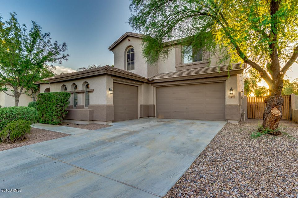 MLS 5816945 2580 S DRAGOON Drive, Chandler, AZ Paseo Trail