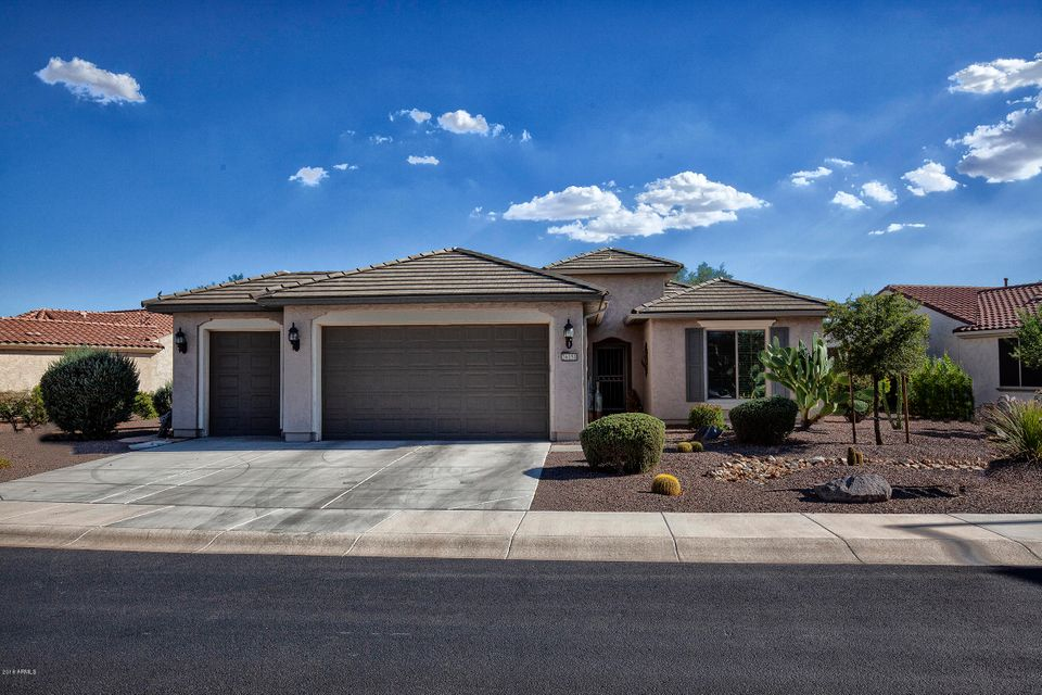 Photo of 26151 W FIREHAWK Drive, Buckeye, AZ 85396