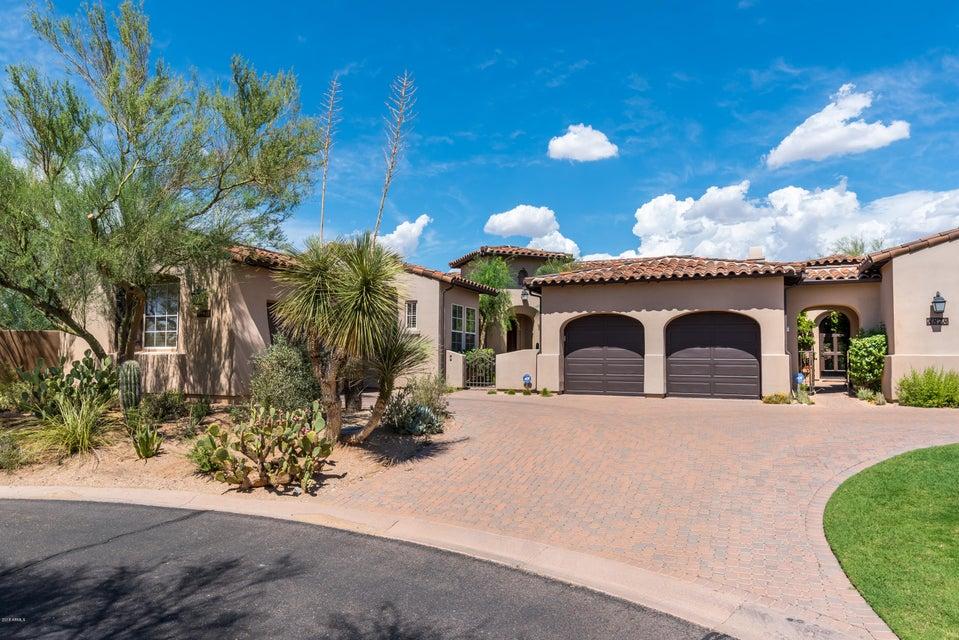 Photo of 8870 E MOUNTAIN SPRING Road, Scottsdale, AZ 85255