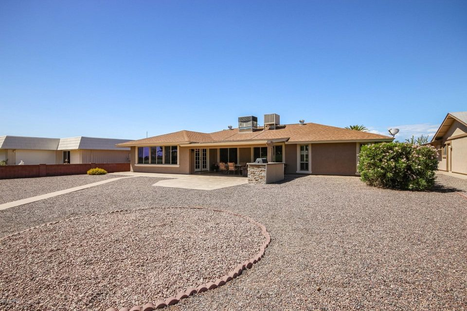 MLS 5817580 14025 N CAMEO Drive, Sun City, AZ 85351 Sun City AZ Scenic