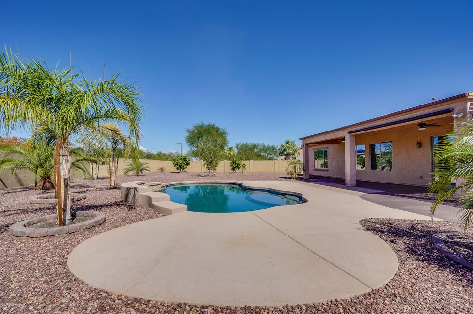 MLS 5818150 8430 N 181ST Drive, Waddell, AZ Waddell AZ Private Pool
