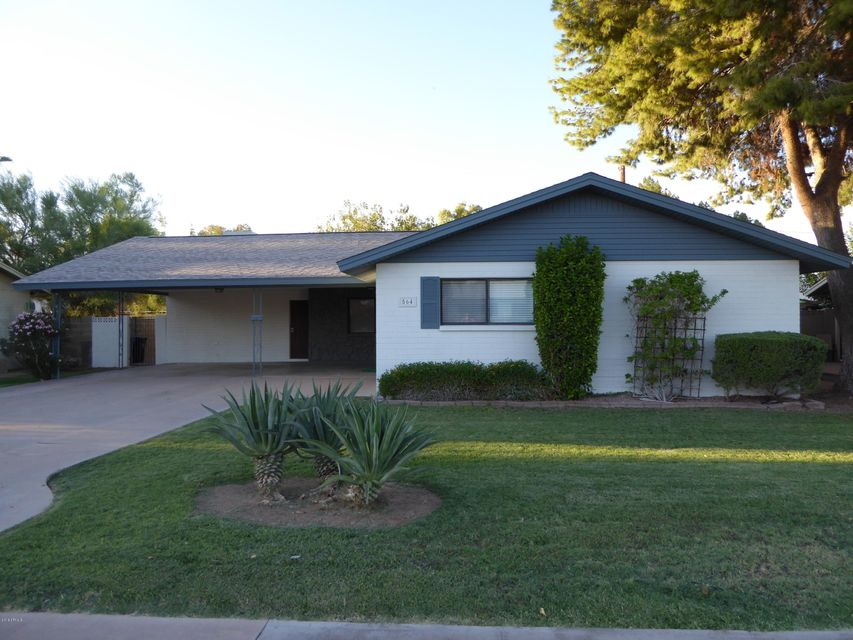 Photo of 564 W SHANNON Street, Chandler, AZ 85225