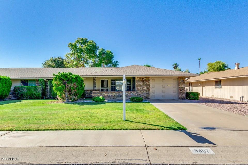 Photo of 9407 W SANDSTONE Drive, Sun City, AZ 85351