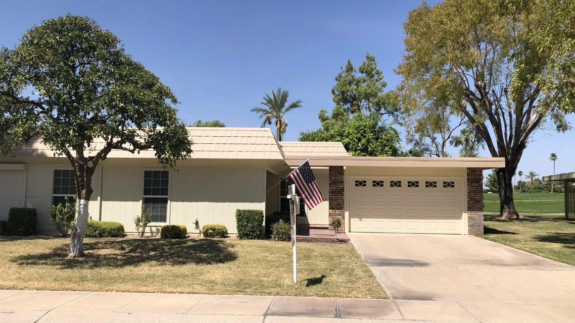 Photo of 10002 W HIGHWOOD Lane, Sun City, AZ 85373