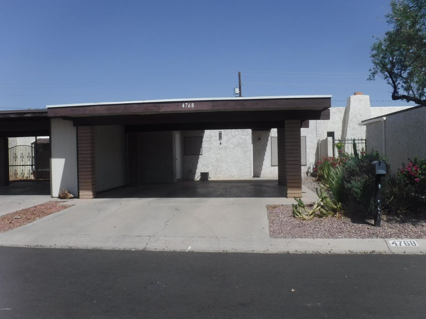 Photo of 4768 W VIA CYNTHIA --, Glendale, AZ 85301