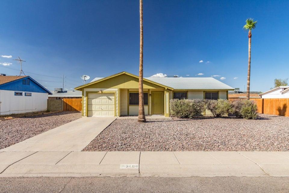 Photo of 3408 W ORAIBI Drive, Phoenix, AZ 85027
