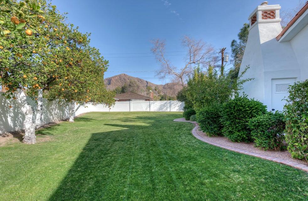 MLS 5818592 5332 E Exeter Boulevard, Phoenix, AZ 85018 Phoenix AZ Four Bedroom
