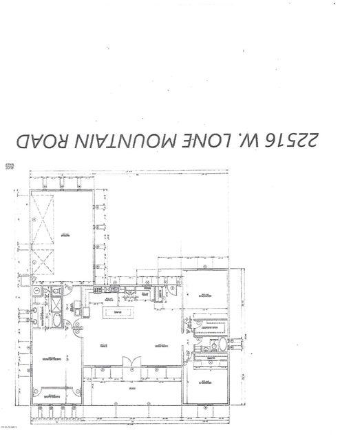 MLS 5801304 22516 W LONE MOUNTAIN Road, Wittmann, AZ Wittmann AZ Newly Built