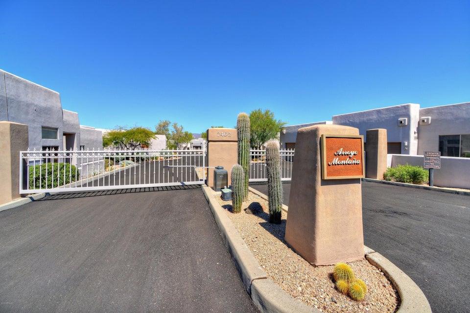 MLS 5819073 7402 E HUM Road Unit 22, Carefree, AZ Carefree AZ Gated
