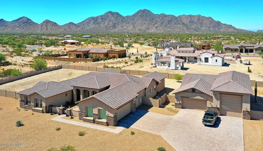 Photo of 34144 N LAS ESTRELLAS Lane, Queen Creek, AZ 85142