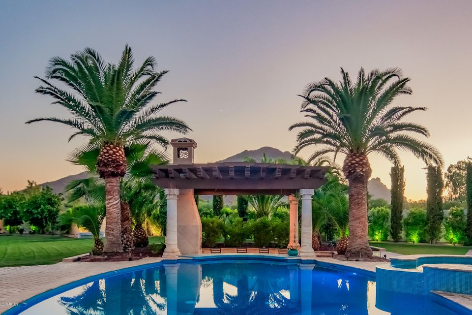MLS 5820641 6715 E ROVEY Avenue, Paradise Valley, AZ 85253 Paradise Valley AZ Gated