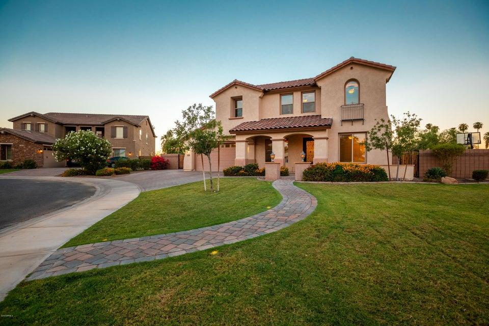 MLS 5820654 890 W ZION Place, Chandler, AZ Fulton Ranch