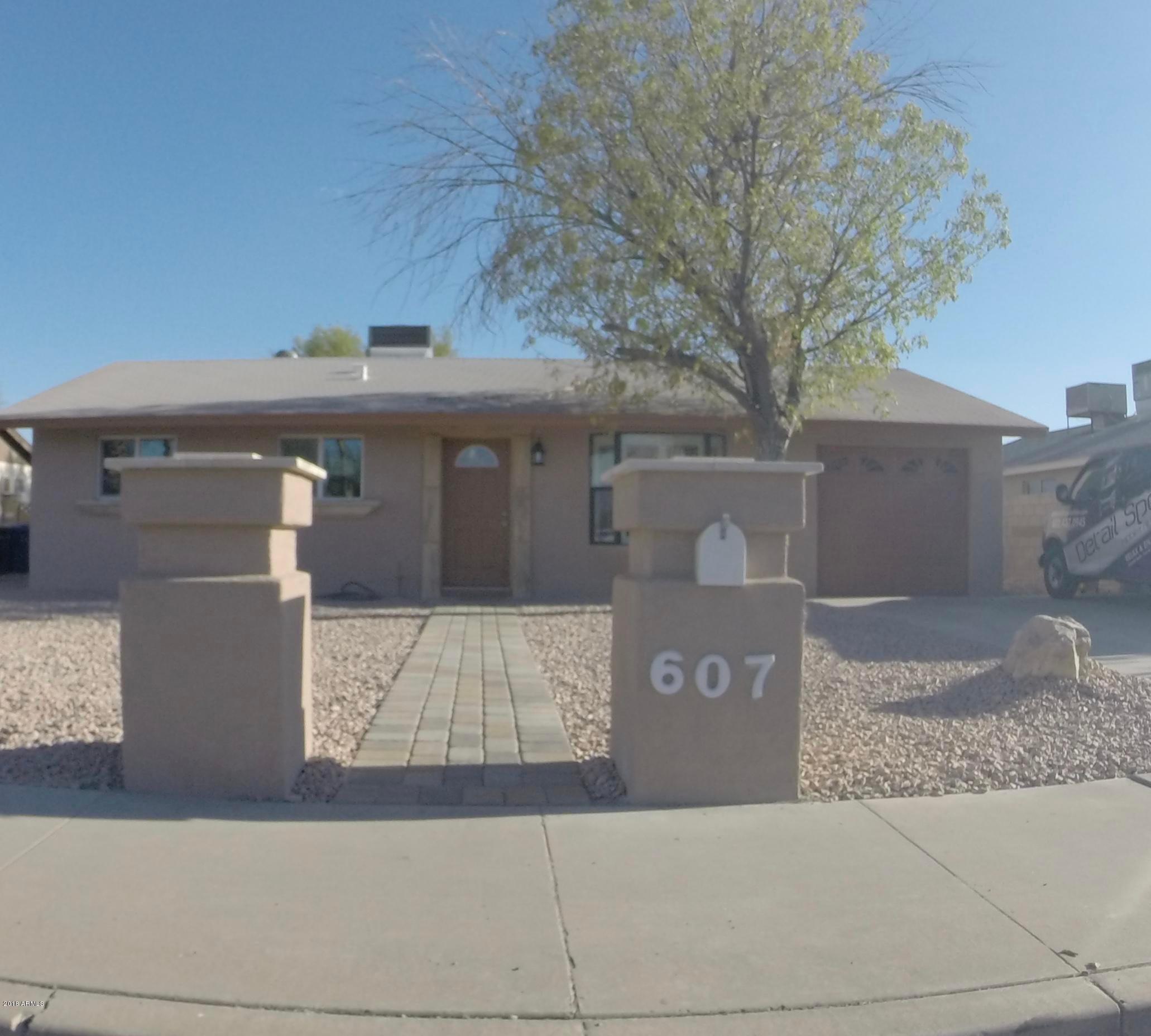Photo of 607 W 8TH Avenue, Mesa, AZ 85210