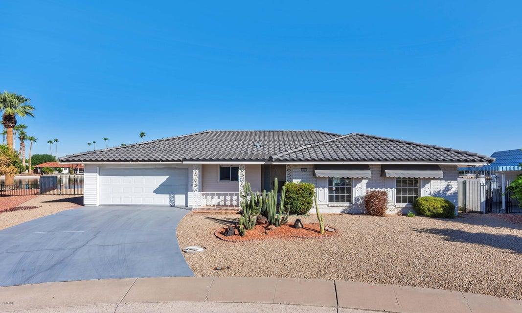 MLS 5826854 13606 N TAN TARA Point, Sun City, AZ 85351