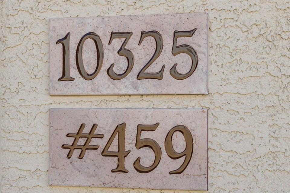 MLS 5810828 10325 W SANDS Drive Unit 459, Peoria, AZ 85383 Peoria AZ Casa Del Rey
