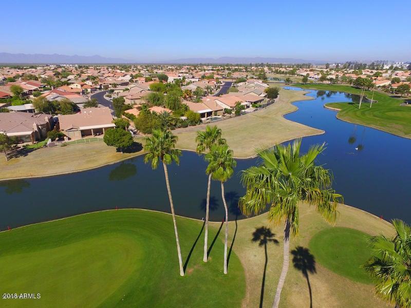 MLS 5766247 9449 E DESERT LAKE Drive, Sun Lakes, AZ 85248 Sun Lakes AZ Tennis Court