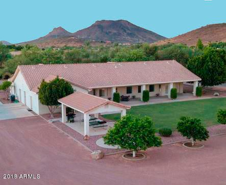 MLS 5819811 6615 W Parkside Lane, Glendale, AZ Glendale Horse Property for Sale