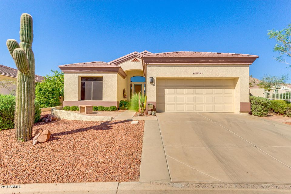 Photo of 6333 E VIEWMONT Drive #65, Mesa, AZ 85215