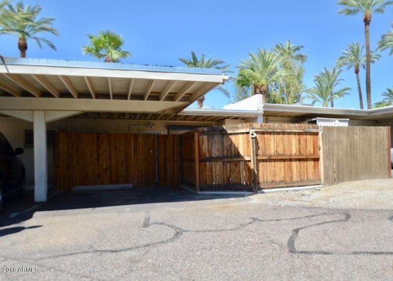 MLS 5821980 1441 E MARYLAND Avenue Unit 5, Phoenix, AZ Phoenix AZ Private Pool