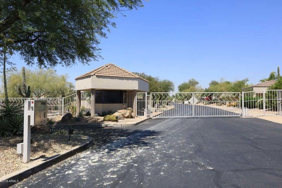 MLS 5821283 8541 E VISTA DEL LAGO --, Scottsdale, AZ 85255 Scottsdale AZ Gated