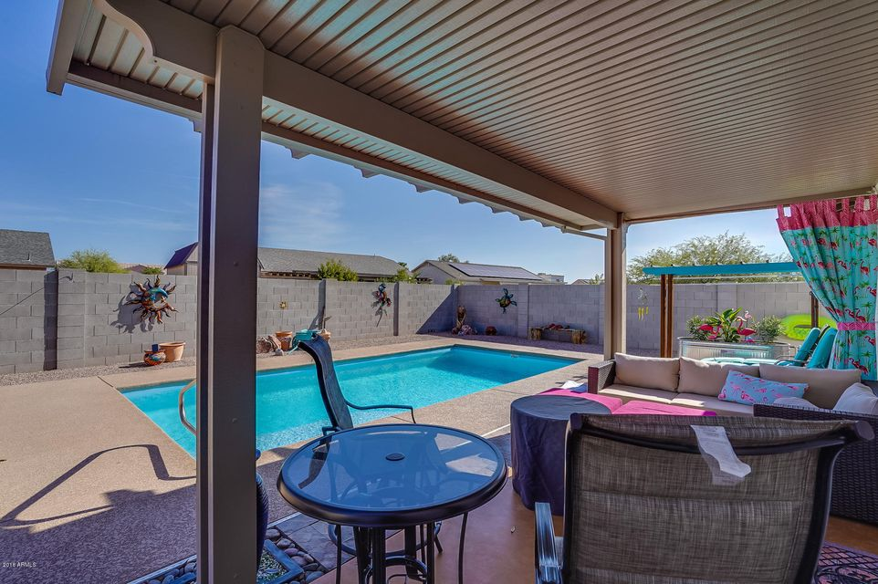 MLS 5822392 10336 W FERNANDO Drive, Arizona City, AZ Arizona City AZ Private Pool