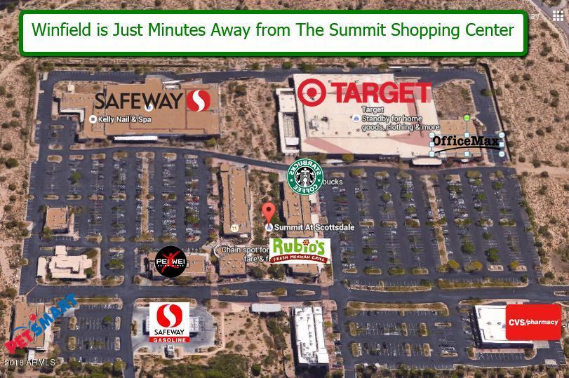 MLS 5822480 7787 E SOARING EAGLE Way, Scottsdale, AZ 85266 Scottsdale AZ Winfield