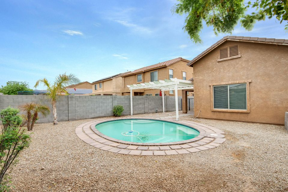 MLS 5822964 18213 W SANNA Street, Waddell, AZ Waddell AZ Private Pool