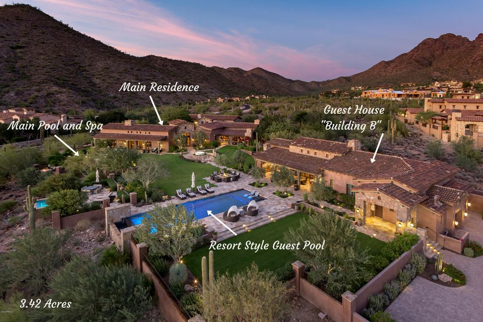 MLS 5823296 10673 E WINGSPAN Way, Scottsdale, AZ 85255 Scottsdale AZ One Plus Acre Home