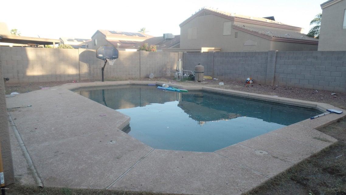 MLS 5823739 13029 W EVANS Drive, El Mirage, AZ 85335 El Mirage AZ Private Pool