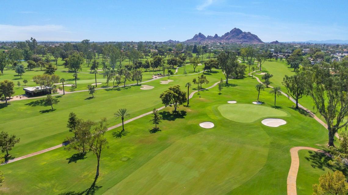 MLS 5824350 3355 N VALENCIA Lane, Phoenix, AZ 85018 Phoenix AZ Golf