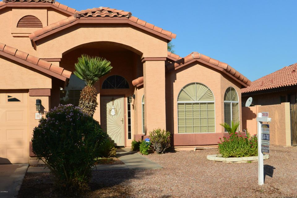 Photo of 1112 S BRENTWOOD Place, Chandler, AZ 85286