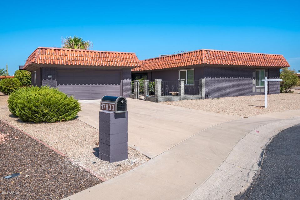 MLS 5823897 17833 N 107TH Avenue, Sun City, AZ 85373 Sun City AZ Three Bedroom