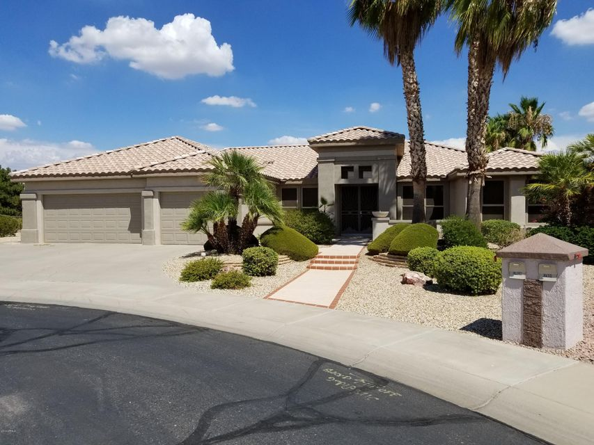 Photo of 17939 N CATALINA Court, Surprise, AZ 85374
