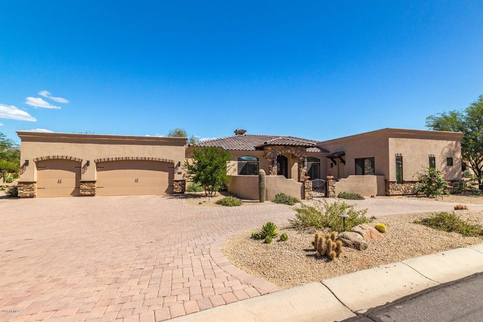 Photo of 27117 N SANDSTONE SPRINGS Road, Rio Verde, AZ 85263