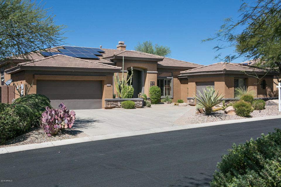 2738 W Reedy Creek Drive, one of homes for sale in Anthem