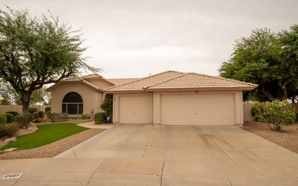 Photo of 2407 N 132ND Avenue, Goodyear, AZ 85395