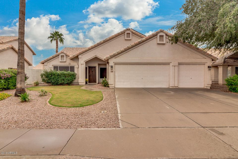 Photo of 4037 E ENCINAS Avenue, Gilbert, AZ 85234