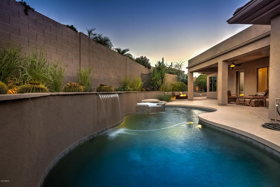 MLS 5831707 23068 N 77th Way, Scottsdale, AZ 85255 Scottsdale AZ Gated