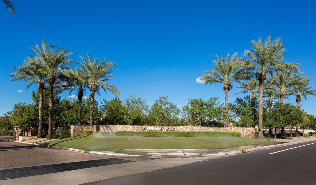 MLS 5829711 2437 S Hummingbird Place, Chandler, AZ Corner Lot