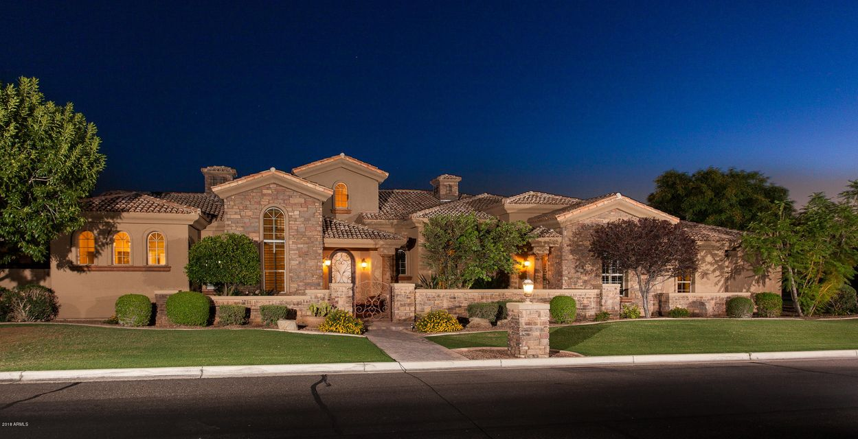 Photo of 2437 S Hummingbird Place, Chandler, AZ 85286