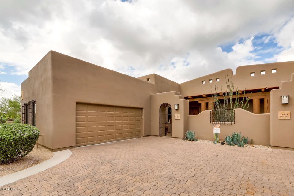 Photo of 36601 N MULE TRAIN Road #A44, Carefree, AZ 85377