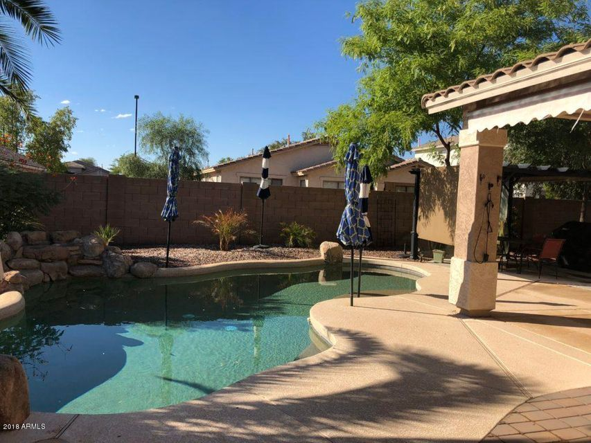 MLS 5830919 2622 S BUCKAROO Trail, Gilbert, AZ Gilbert AZ Chaparral Estates