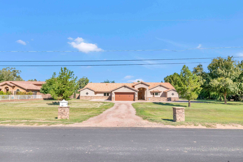 MLS 5831469 12130 E VIA DE PALMAS --, Chandler, AZ 85249 Horse Property