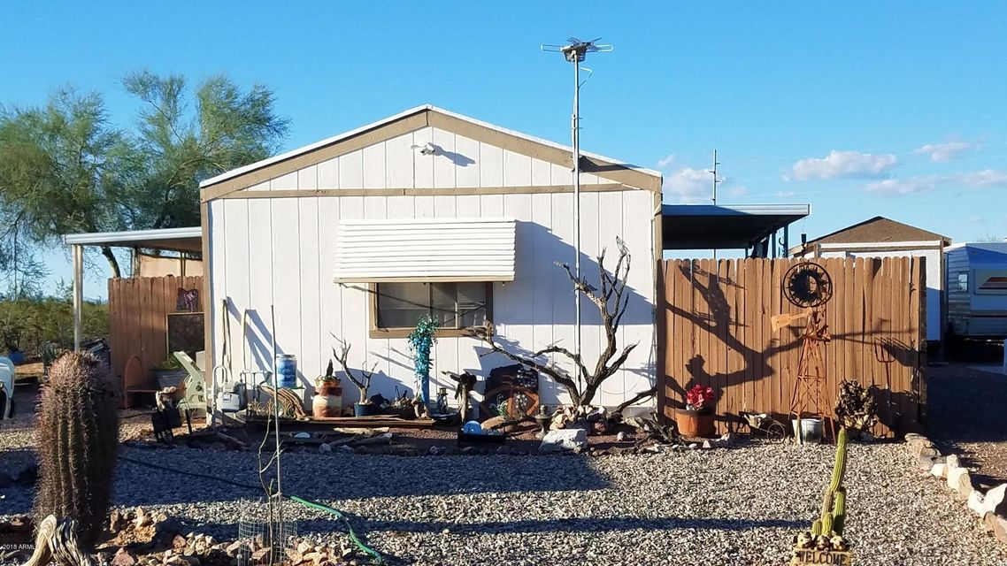 Photo of 22434 W CHERI ANN Lane, Wittmann, AZ 85361