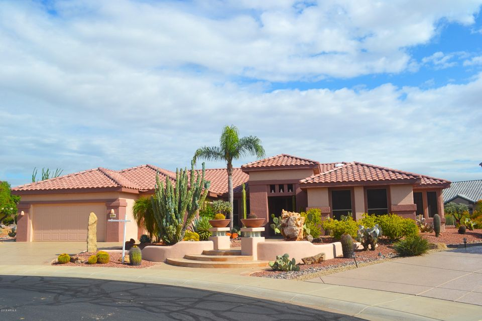 Photo of 19729 N ORANGETREE Court, Surprise, AZ 85374