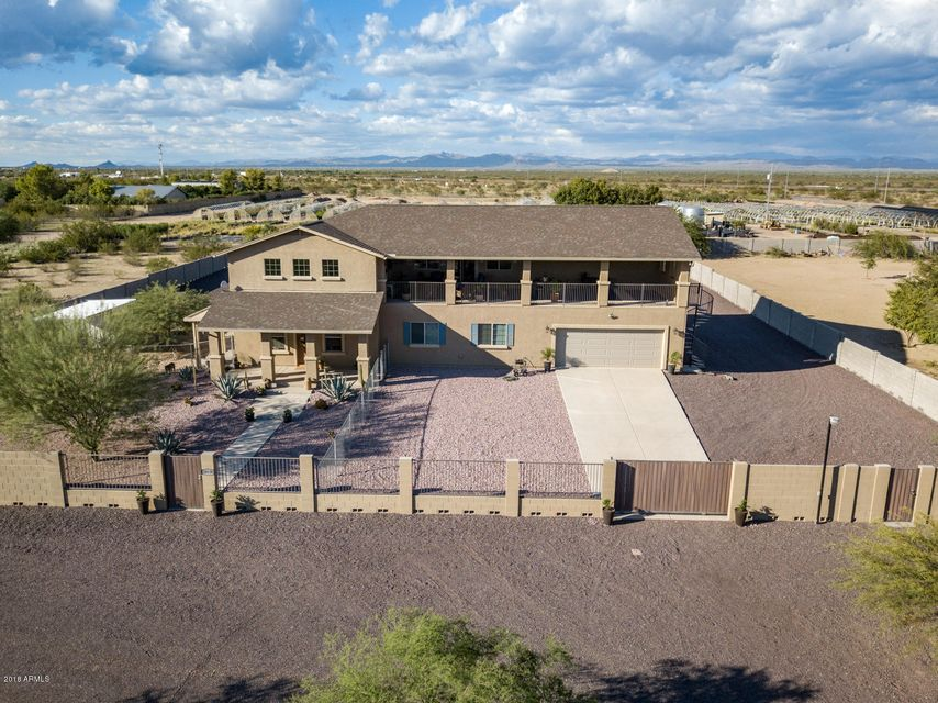 Photo of 20128 W STEED RIDGE Road, Wittmann, AZ 85361