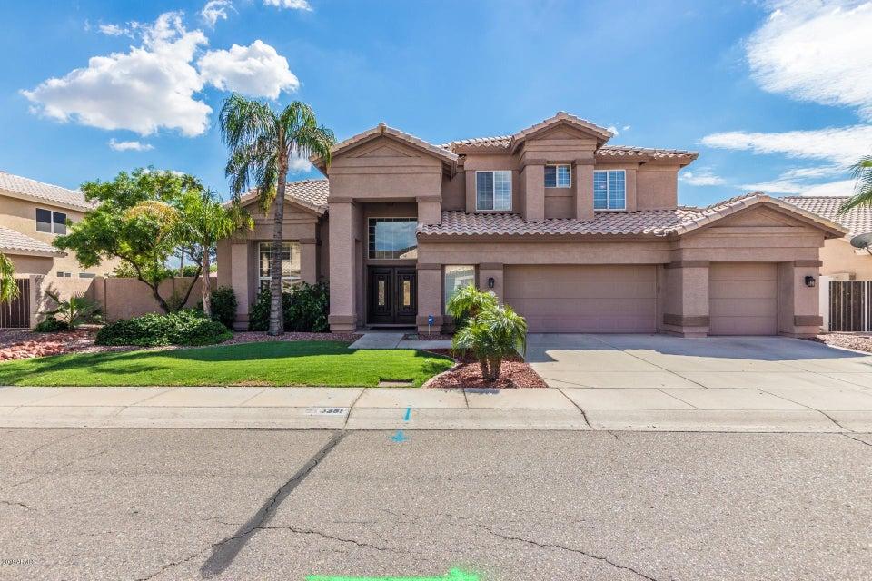 Photo of 6351 W LOUISE Drive, Glendale, AZ 85310